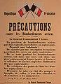 W2283-Affiche14-18 Precautions 94933.JPG