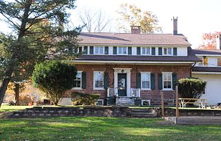 Westervelt–Lydecker House United States historic place