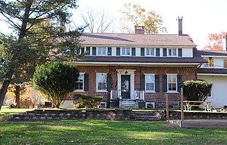 Westervelt–Lydecker House - Image: WESTERVELT LYDECKER HOUSE, WOODCLIFF LAKE, BERGEN COUNTY