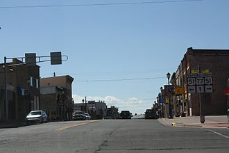 Wisconsin Highway 77 - Eastern terminus