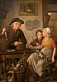 WLANL - Quistnix! - Visserijmuseum - Voorbereidingen voor de verkoop van de nieuwe haring, Adriaan de Lelie en Willem van Leen, 1815.jpg