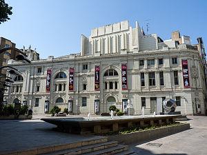 Plácido Domingo Ferrer - The Teatro Principal de Zaragoza, where Domingo often performed