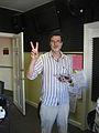 WWOZTommySanctonMorning2009.JPG