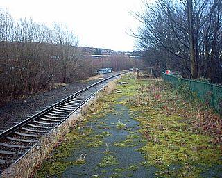 Wadsley Bridge railway station Disused railway station in South Yorkshire, England