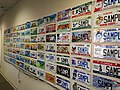 Wall of license plates in Florida.jpg
