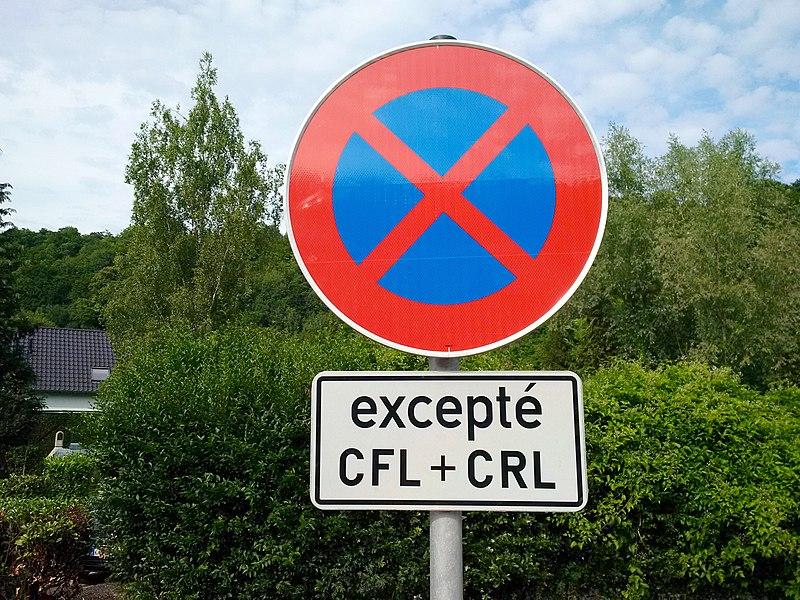 D'CRL (Compagnie Routière Luxembourgeoise) gouf den 25. Februar 1978 ofgeschaaft