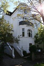 Villa Schmidt villa schmidt elberfeld