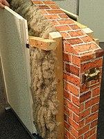 Isolante termico in edilizia