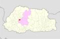 Wangdue Phodrang Nahi Gewog Bhutan location map.png