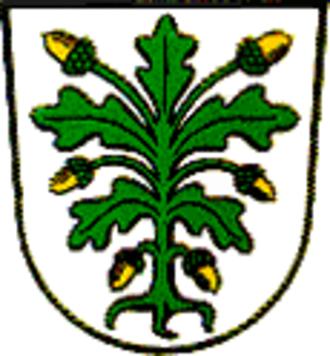 Aichach - Image: Wappen Aichach