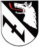 Das Wappen von Burgwedel