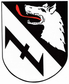 Coat of arms of the city of Burgwedel