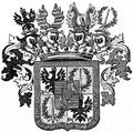 Wappen der Grafen Bülow von Dennewitz 1814.png