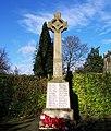 War Memorial, Church Street, Riddings - geograph.org.uk - 310266.jpg