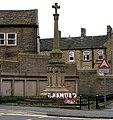 War Memorial - Chapel Street - geograph.org.uk - 531787.jpg