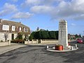 War Memorial at Dyce - geograph.org.uk - 282521.jpg
