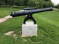 War of 1812 Memorial Cannons, Patterson Park, Baltimore, MD (34454644883).jpg