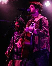 The Paul Mirfin Band - Wikipedia