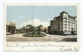 Washington Boulvard and Hotel Cadillac, Detroit, Mich (NYPL b12647398-66760).tiff