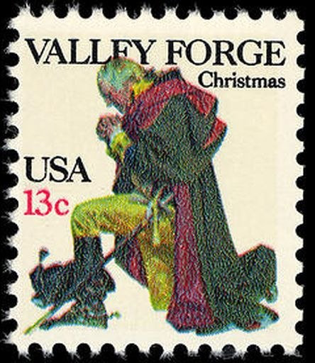 Washington Valley Forge2 1977-13c