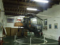Wasp helicopter in the Naval Museum, Simon's Town.jpg