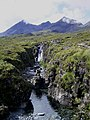 Waterfall on the Allt Dearg Beag - geograph.org.uk - 122585.jpg