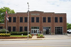 Weatherford May 2017 27 (1933 Weatherford City Hall).jpg