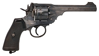 Webley Revolver - Image: Webley IMG 6789