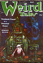 Weird Tales cover image for May 1951