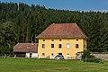 Weitensfeld Altenmarkt 1 Pfarrhof West-Ansicht 10082017 0300.jpg