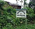 Welcome gate to Sibadoar, Sipirok, Tapanuli Selatan.jpg