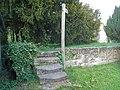 Well worn steps - geograph.org.uk - 406653.jpg