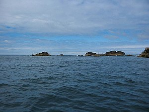 Western Rocks, Isles of Scilly - View of the Western Rocks