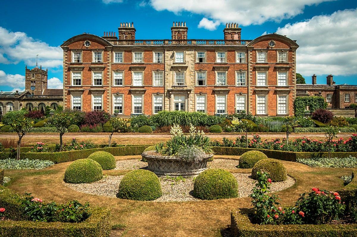 Weston Park - Wikipedia