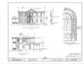Westover, Old Eaton Road, Milledgeville, Baldwin County, GA HABS GA,5-MILG.V,1- (sheet 3 of 5).png