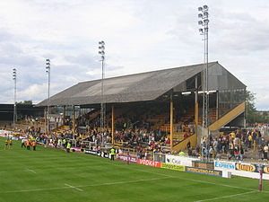 Castleford Tigers - Wheldon Road