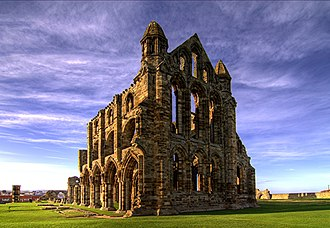 Ælfflæd of Whitby - Whitby Abbey