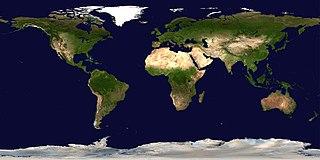 Ein Kontinent ist eine geschlo