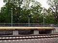 Wickford Junction platform, May 2012.JPG