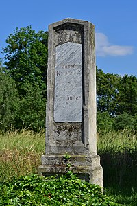 Wiener Zentralfriedhof - Gruppe 11 - Josef Kriehuber.jpg