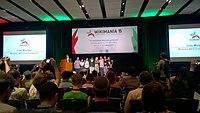 Wikimania 2015 opening ceremony ovedc 21.jpg