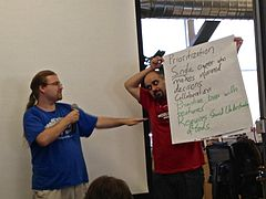 Wikimedia Foundation 2013 Tech Day 2 - Photo 11.jpg