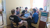 Wikimedia Hackathon 2017 IMG 4218 (33946907333).jpg