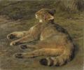 Wild Cat (Rosa Bonheur) - Nationalmuseum - 19965.tif