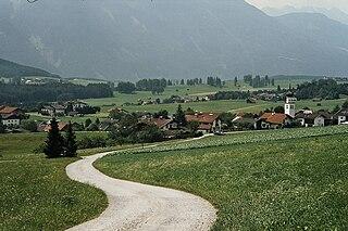 Wildermieming Place in Tyrol, Austria