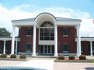 Wildwood, Florida - Wildwood City Hall