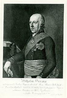 Duke Wilhelm in Bavaria Great-grandfather of Empress Elisabeth of Austria