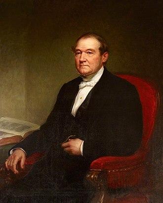 William Backhouse Astor Sr. - Astor, c. 1850