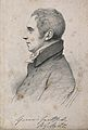 William George Maton. Lithograph, 1838, after (W. R. P.). Wellcome V0003904EL.jpg