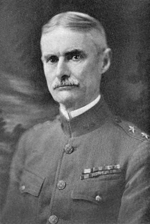 William H. Hay - William H. Hay as commander of the 28th Division in World War I.
